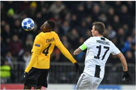 Ronaldo vo duyen, Juventus thua Young Boys 1-2 hinh anh 17