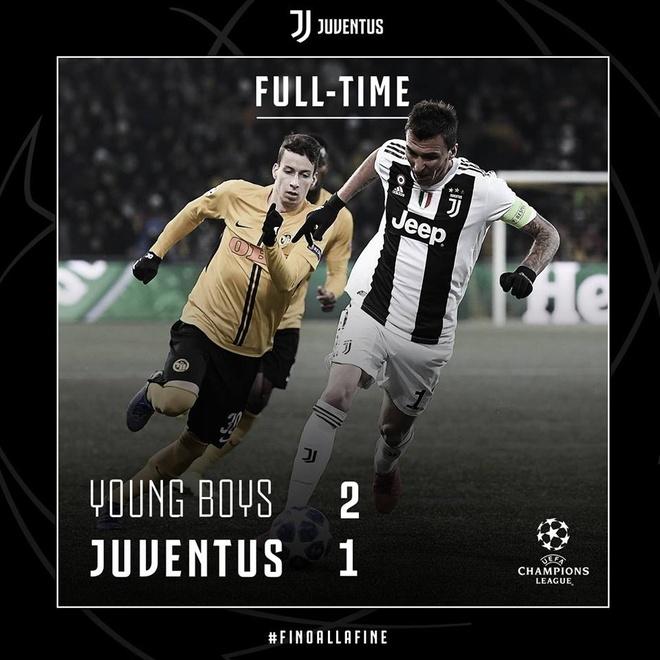 Ronaldo vo duyen, Juventus thua Young Boys 1-2 hinh anh 22