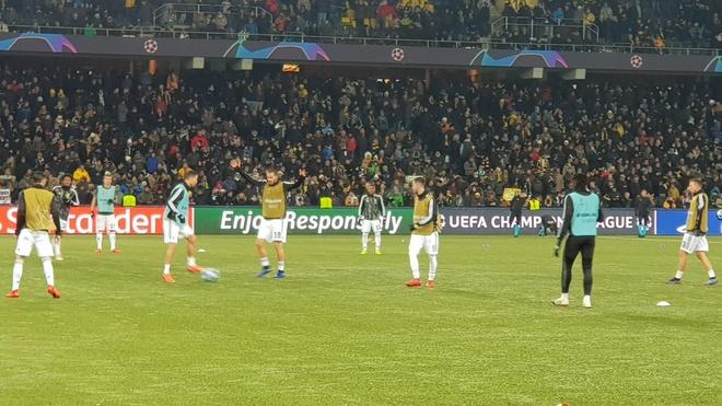 Ronaldo vo duyen, Juventus thua Young Boys 1-2 hinh anh 5