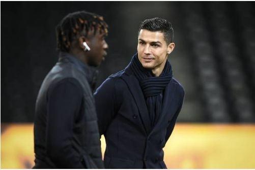 Ronaldo vo duyen, Juventus thua Young Boys 1-2 hinh anh 8