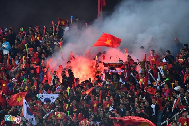Tuyen Viet Nam vo dich AFF Cup 2018 voi thanh tich bat bai hinh anh 40