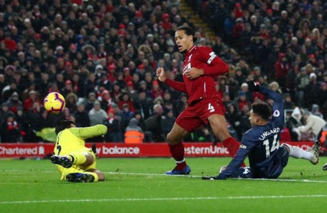 De bep MU, Liverpool tro lai ngoi dau Premier League hinh anh 1