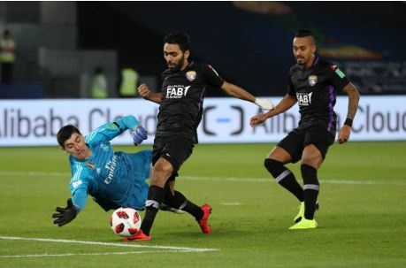Real Madrid gianh chuc vo dich FIFA Club World Cup 2018 hinh anh 9