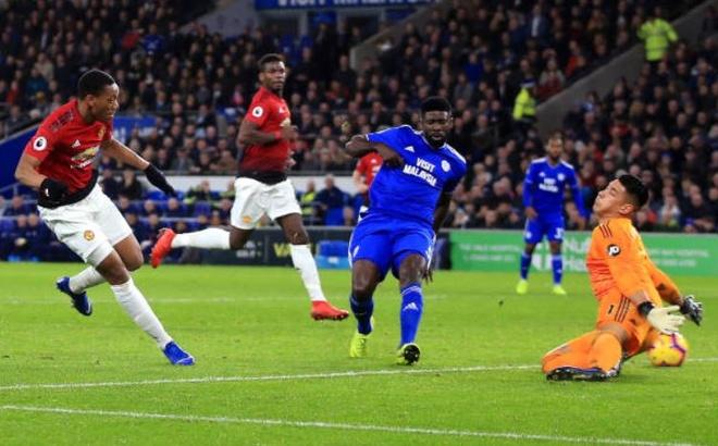 Cardiff City 1-5 Man Utd: Pogba gay an tuong manh hinh anh 20