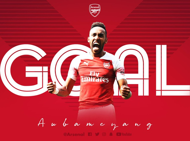 Aubameyang ghi ban, Arsenal co 1 diem hu via truoc Brighton hinh anh 7