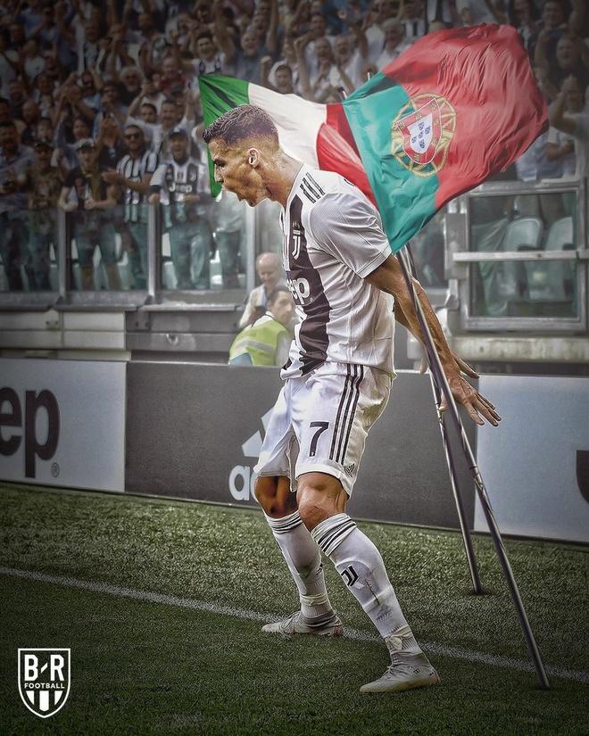 Ronaldo vuot mat Ro beo anh 1