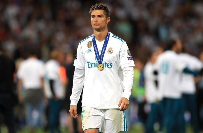 Ronaldo tiet lo ky vong neu cham tran Real Madrid hinh anh 1