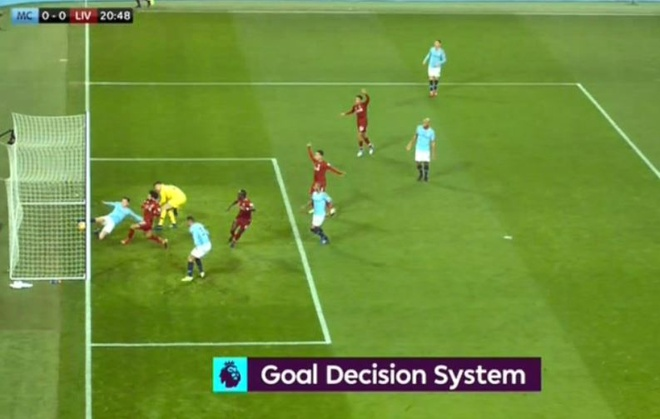 Man City vs Liverpool anh 1