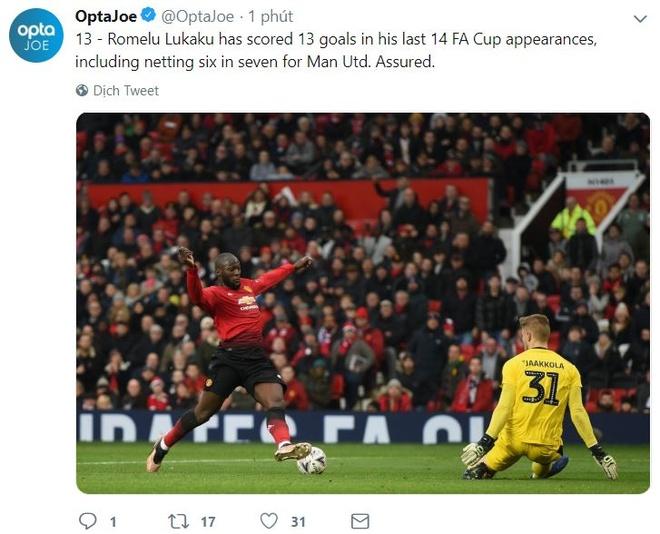 Lukaku toa sang dua MU vao vong 4 FA Cup hinh anh 13