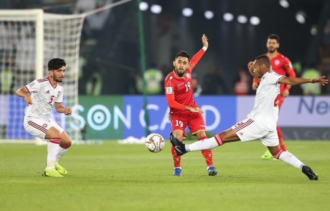 Chu nha UAE chat vat gianh 1 diem o tran ra quan Asian Cup 2019 hinh anh 1