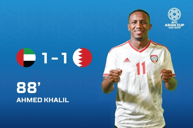 Chu nha UAE chat vat gianh 1 diem o tran ra quan Asian Cup 2019 hinh anh 16