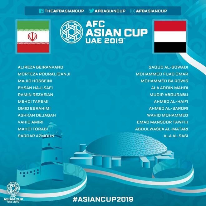Iran 5-0 Yemen: Ung vien vo dich pho dien suc manh hinh anh 5