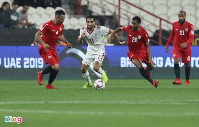Iran 5-0 Yemen: Ung vien vo dich pho dien suc manh hinh anh 13