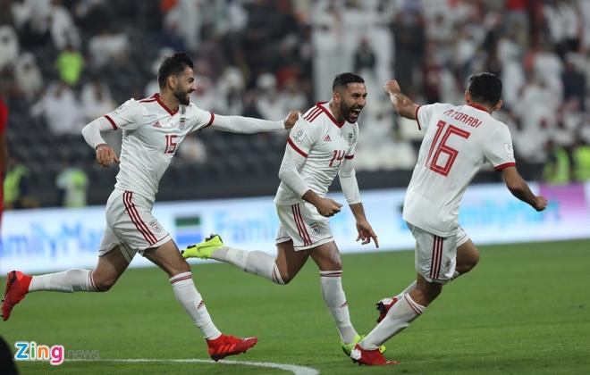 Iran 5-0 Yemen: Ung vien vo dich pho dien suc manh hinh anh 1