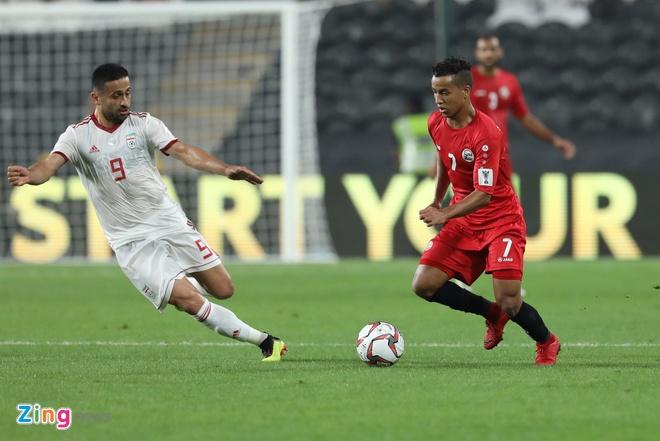 Iran 5-0 Yemen: Ung vien vo dich pho dien suc manh hinh anh 12