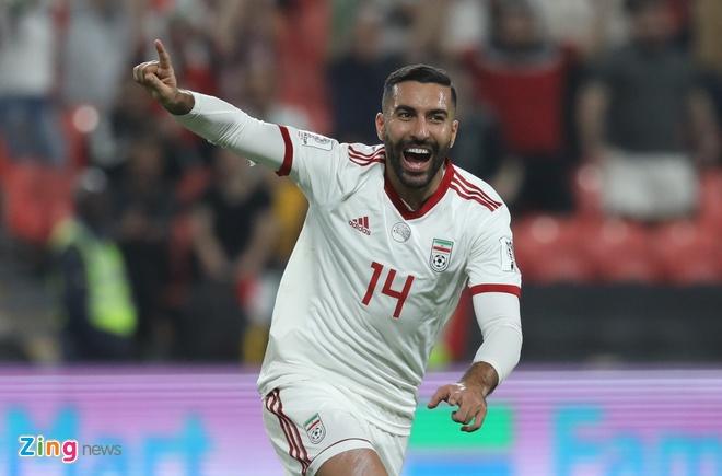 Iran 5-0 Yemen: Ung vien vo dich pho dien suc manh hinh anh 16