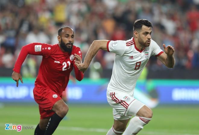Iran 5-0 Yemen: Ung vien vo dich pho dien suc manh hinh anh 15