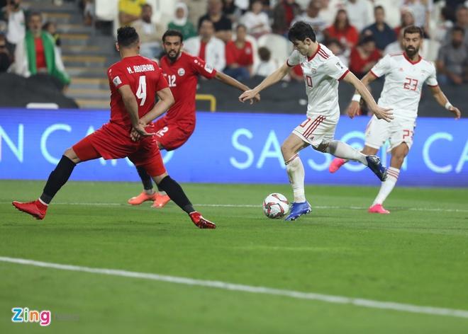 Iran 5-0 Yemen: Ung vien vo dich pho dien suc manh hinh anh 14