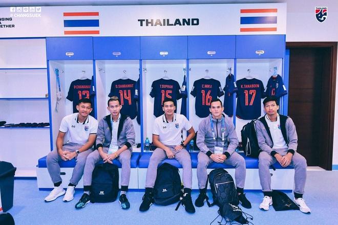 Chanathip toa sang giup Thai Lan thang tran dau tay tai Asian Cup 2019 hinh anh 11