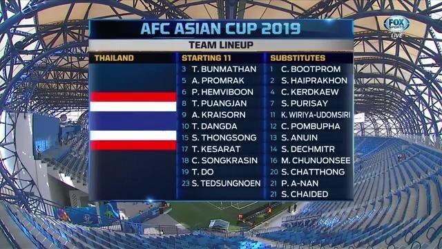 Chanathip toa sang giup Thai Lan thang tran dau tay tai Asian Cup 2019 hinh anh 19