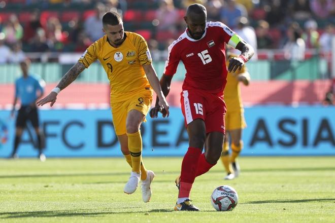 Palestine 0-3 Australia: Nha duong kim vo dich chung to suc manh hinh anh 14