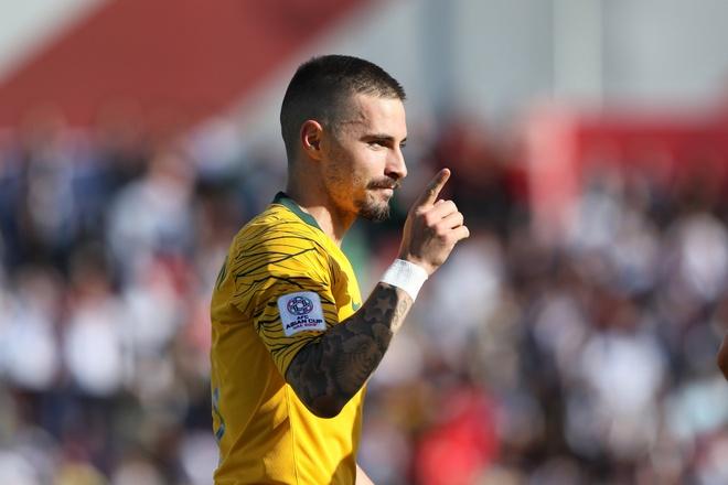 Palestine 0-3 Australia: Nha duong kim vo dich chung to suc manh hinh anh 15