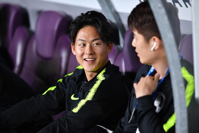 Han Quoc gianh ve vao vong 1/8 Asian Cup sau tran thang toi thieu hinh anh 8