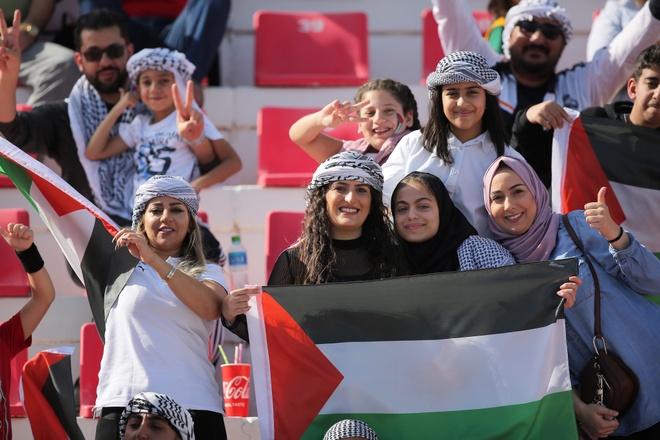 Palestine 0-3 Australia: Nha duong kim vo dich chung to suc manh hinh anh 10