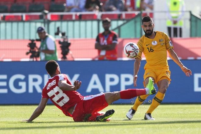 Palestine 0-3 Australia: Nha duong kim vo dich chung to suc manh hinh anh 11