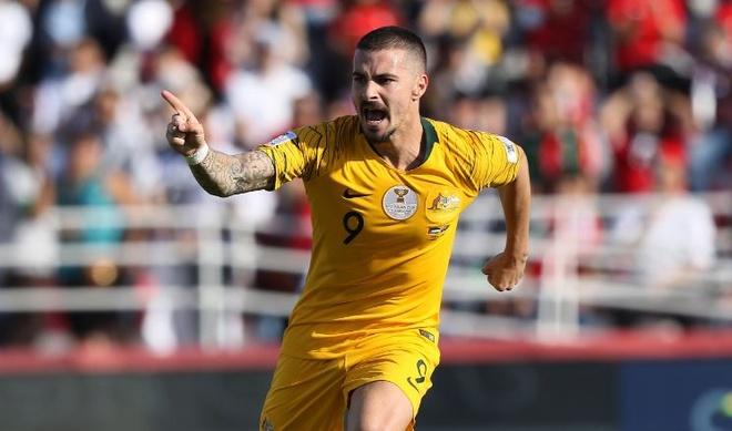 Palestine 0-3 Australia: Nha duong kim vo dich chung to suc manh hinh anh