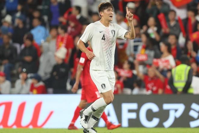 Han Quoc gianh ve vao vong 1/8 Asian Cup sau tran thang toi thieu hinh anh 1