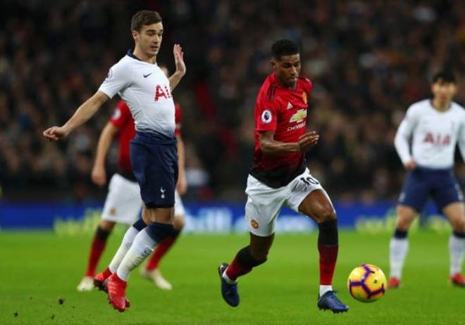 Tottenham 0-1 Man Utd: De Gea choi xuat sac hinh anh 20