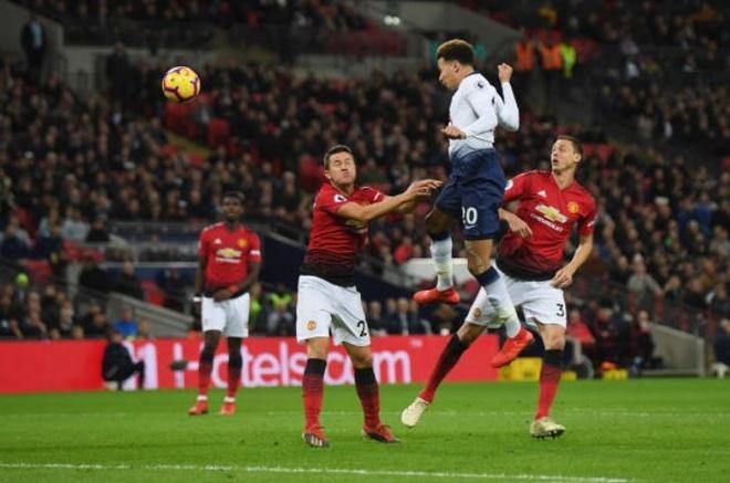 Tottenham 0-1 Man Utd: De Gea choi xuat sac hinh anh 32