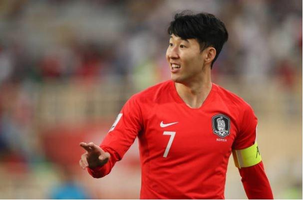 Son Heung-min toa sang giup Han Quoc chiem ngoi dau bang C Asian Cup hinh anh 12