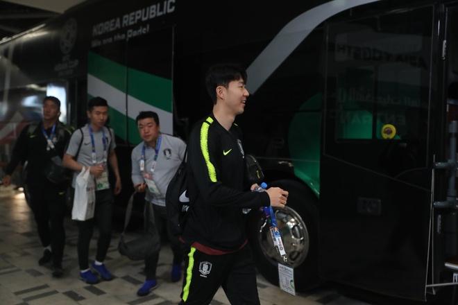 Son Heung-min toa sang giup Han Quoc chiem ngoi dau bang C Asian Cup hinh anh 5