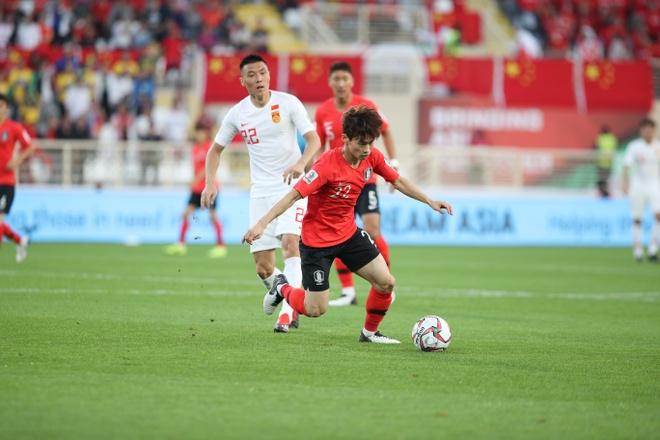 Son Heung-min toa sang giup Han Quoc chiem ngoi dau bang C Asian Cup hinh anh 15