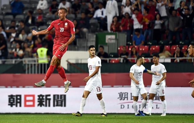Kyrgyzstan 3-1 Philippines: Nhiem vu tuyen Viet Nam them kho khan hinh anh 10
