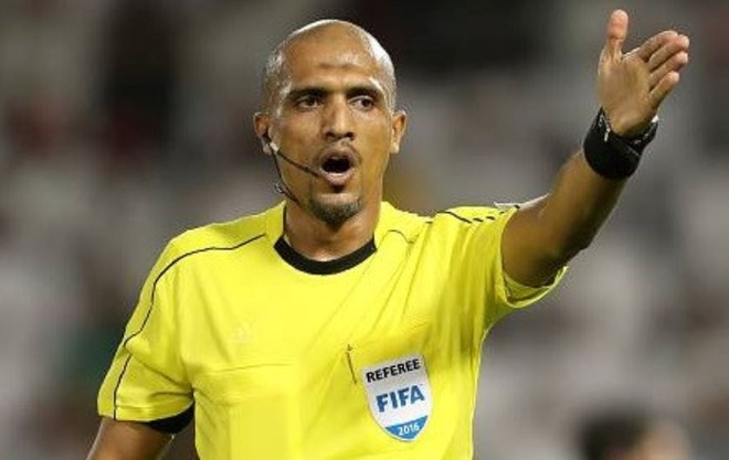 AFC phan cong trong tai Oman bat tran Viet Nam gap Yemen hinh anh