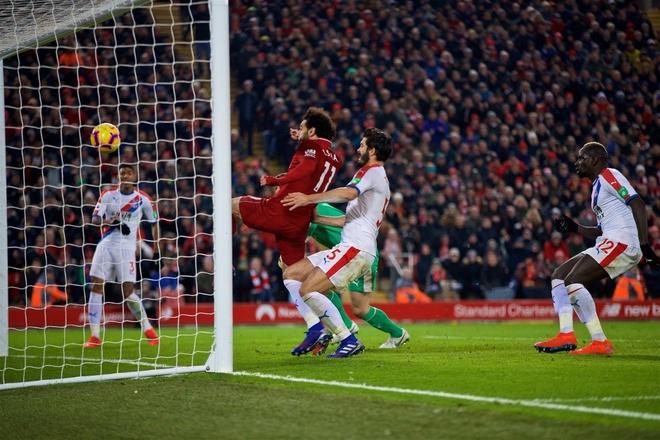 Salah toa sang giup Liverpool thang nghet tho Crystal Palace 4-3 hinh anh 20