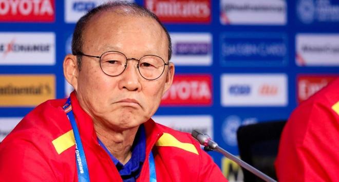 HLV Park Hang-seo tin tuyen Viet Nam se di tiep tai Asian Cup hinh anh