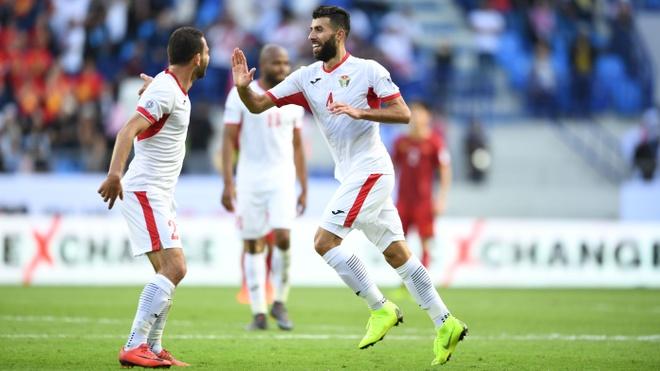 Việt Nam 0-1 Jordan: Học trò của HLV Park liên tiếp dứt điểm từ xa