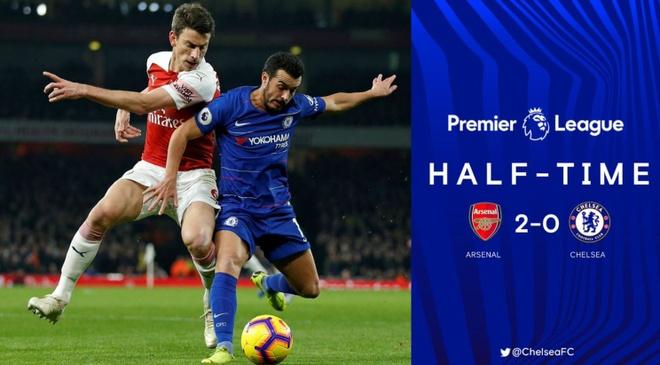Chelsea nga ngua, Arsenal va MU ap sat top 4 hinh anh 13