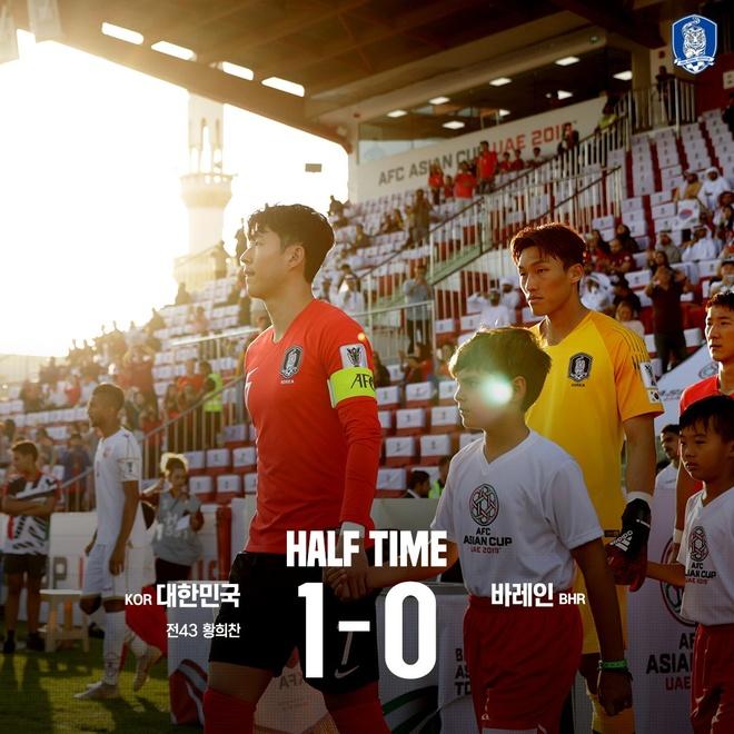 Son Heung-min mo nhat, Han Quoc chat vat vao tu ket Asian Cup hinh anh 16