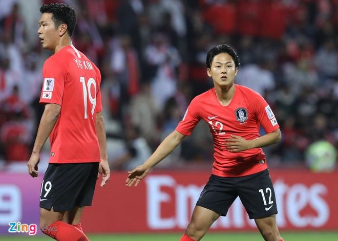 Son Heung-min mo nhat, Han Quoc chat vat vao tu ket Asian Cup hinh anh 19