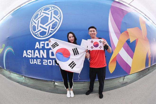 Son Heung-min mo nhat, Han Quoc chat vat vao tu ket Asian Cup hinh anh 5
