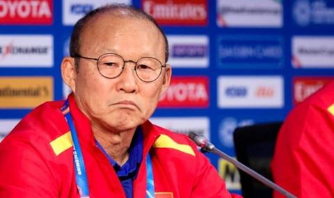 Khi HLV Park Hang-seo khong phai la 'phu thuy' co ma thuat hinh anh