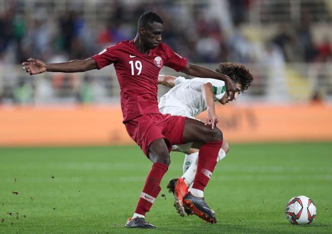 Highlights Asian Cup 2019: Qatar 1-0 Iraq hinh anh
