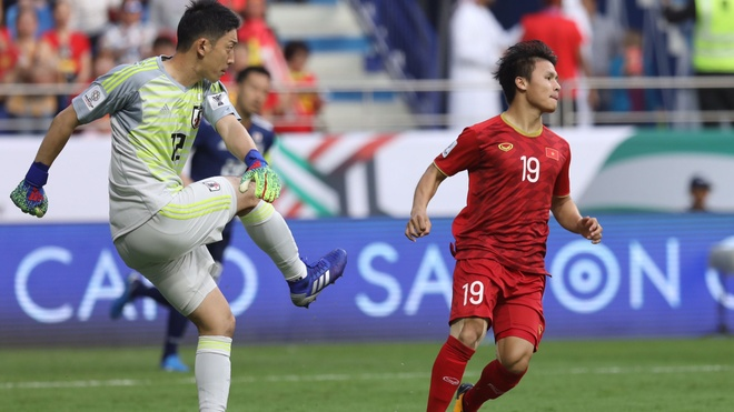 Viet Nam 0-0 Nhat Ban: Dang Van Lam xuat sac, Quang Hai bo lo co hoi hinh anh