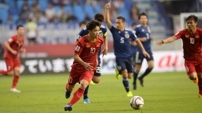 Viet Nam 0-0 Nhat Ban: Quang Hai bo lo co hoi ghi ban hinh anh