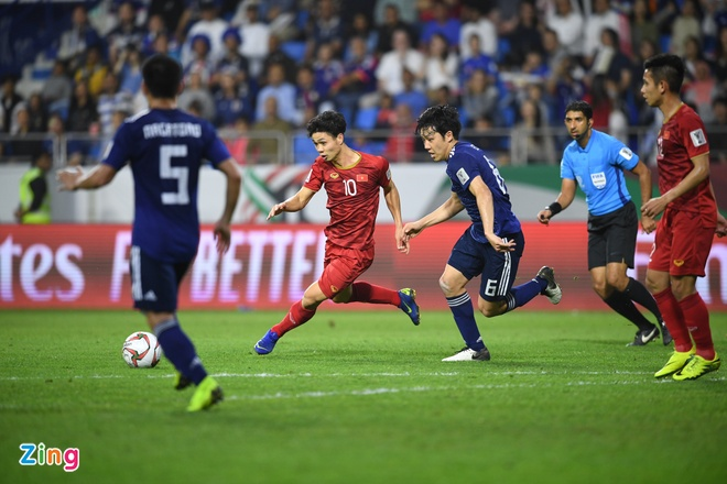Thua 0-1 truoc Nhat Ban, tuyen Viet Nam tiec nuoi roi Asian Cup hinh anh 1